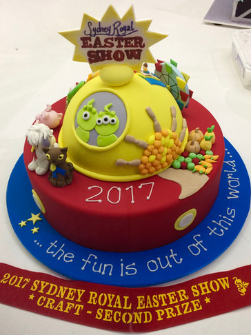 Royal Easter Show Entry 2017