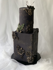 Wedding cake by Roseberry Cake Creations