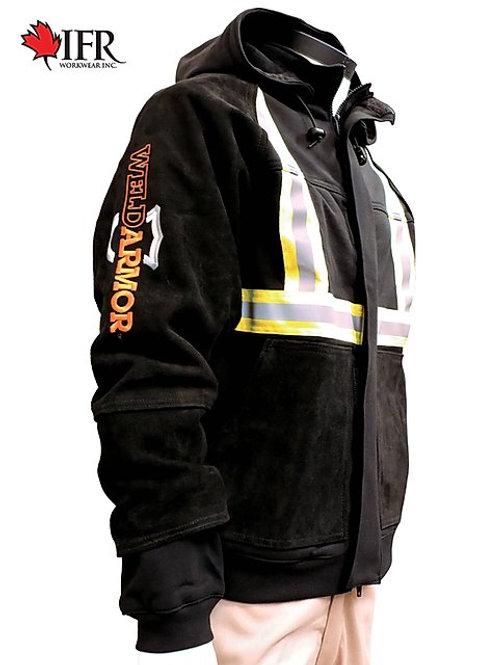 IFR Workwear WeldArmor Titanium Jacket