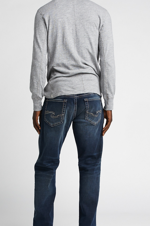 GORDIE Loose Fit Straight Leg Jean