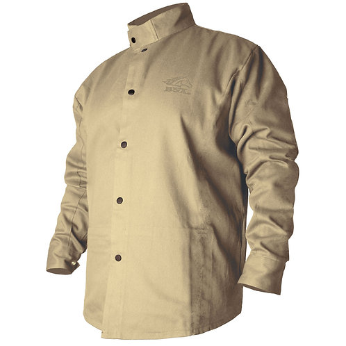 BSX® Flame-Resistant Cotton Welding Jacket