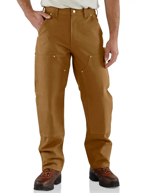 Double Front Duck Utility Work Dungaree