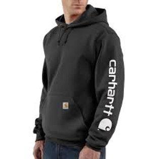 Men's Mid-Weight Hooded Logo Sweatshirt