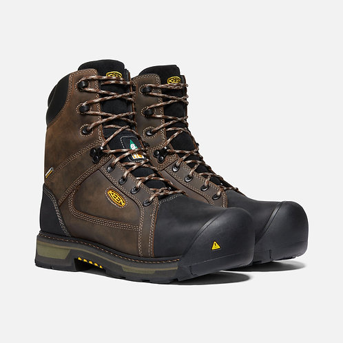 "Men's CSA Oakland 8"" Waterproof Boot (Carbon Fiber Toe)"