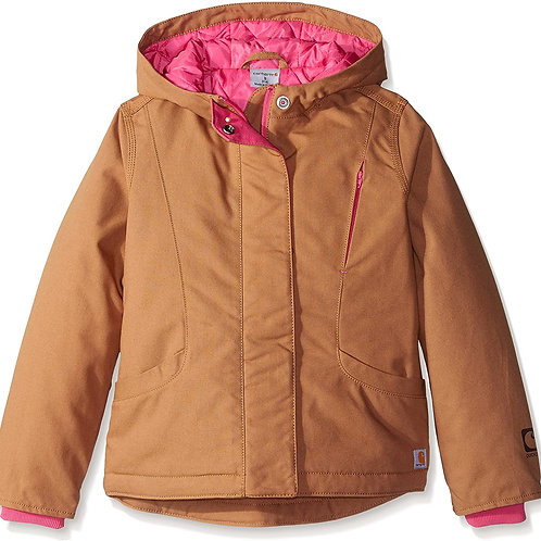 Girl's Quick Duck Mountain View Jacket
