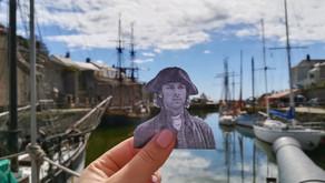 A Poldark Fan Visits Cornwall: Charlestown