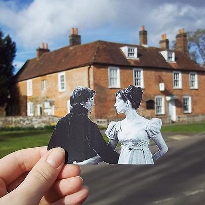 Jane Austen's House in Chawton reopened