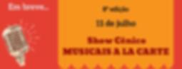 Musicais A La Carte ACTEMUS teatro music