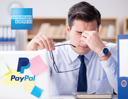 Auto-deduct your fixed Amex or PayPal merchant fees