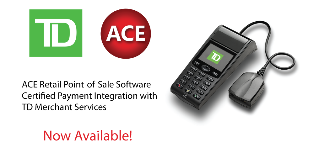 ACE Retail - TD integration