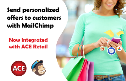How to use MailChimp with your POS to sell more!