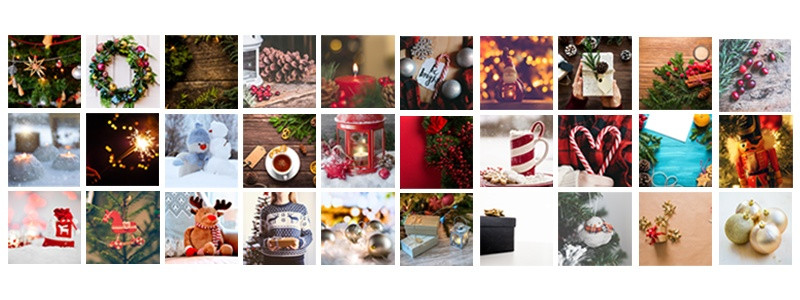 Free Holiday Images for your Social Marketing
