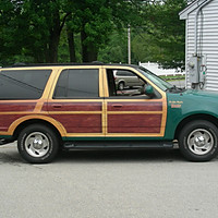 EXPEDITION TO WOODY WAGON
