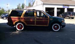 Woody Wagon