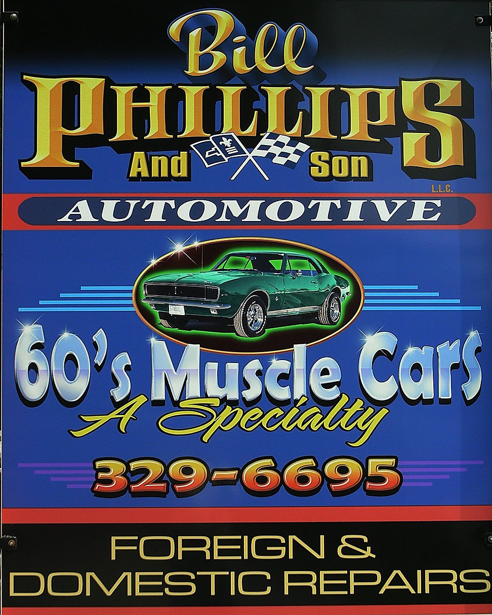 Bill Phillips and Son Automotive