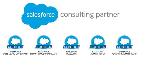 Salesfroce | San Francisco Bay Area | Certified Consultants