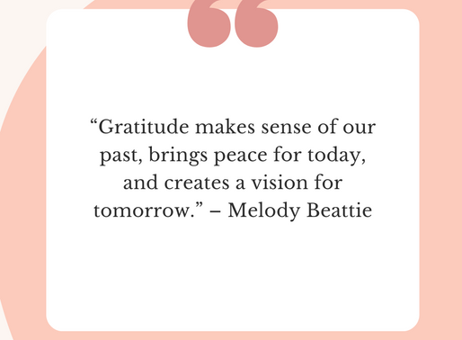 using gratitude during uncertain times