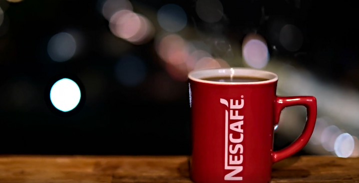 Nescafe - Cup From Home