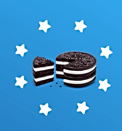 Oreo Cookie Takeover