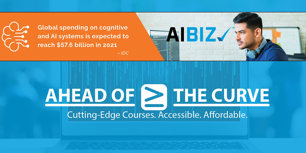 Artificial Intelligence for Business Leaders - AIBIZ Online Training