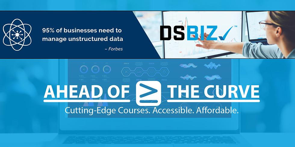 Data Science for Business Leaders - DSBIZ Online Training
