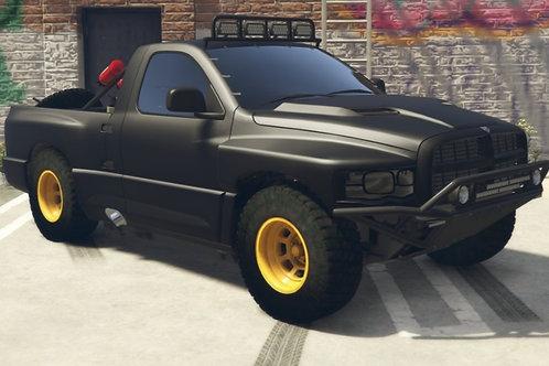 Dodge Ram SRT-10 TrophyTruck