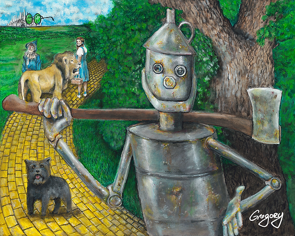 Wizard of Oz featuring TheTin Man 2018 S