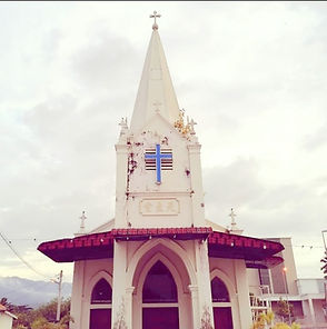 Church of St John the Baptist, Sungai Si