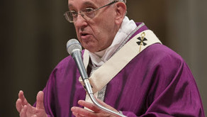 Pope's Lenten Message 2021