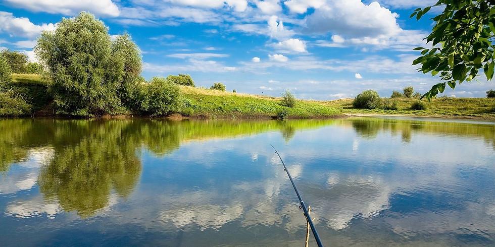 Men's Fellowship and Fishing Day