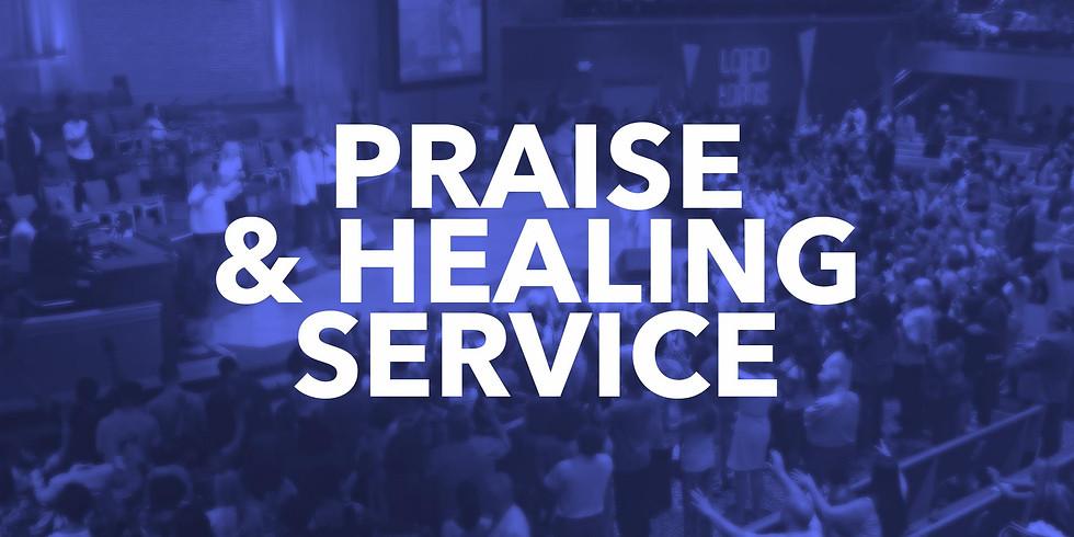 Praise Prayer and Healing Service