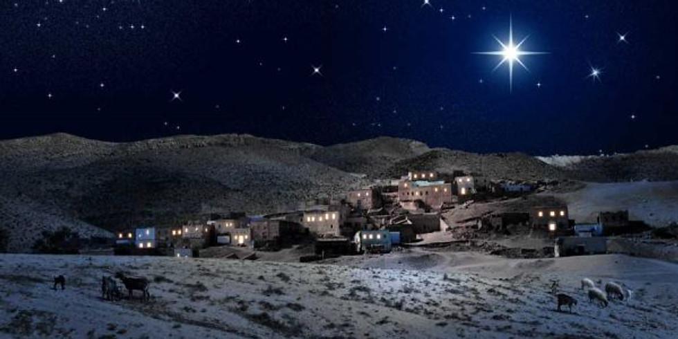 A Walk Through Bethlehem - A Live Nativity Event!