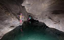 Lac de la grotte du Revest - TA