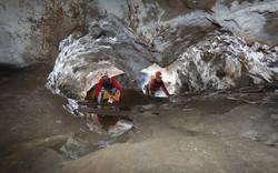 Grotte de la Mescla - TA