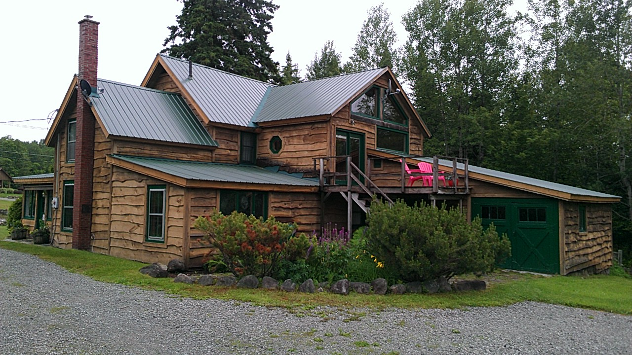 Lake Placid Cabin