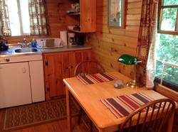 Skylight cabin