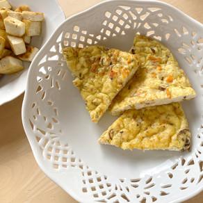 Tofu Frittata – 두부 프리타타