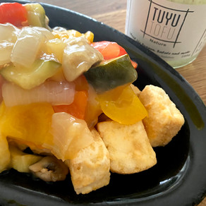 Tofu süss-sauer – 두부 탕수육