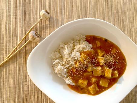Veganer Mapo Tofu – 마파두부