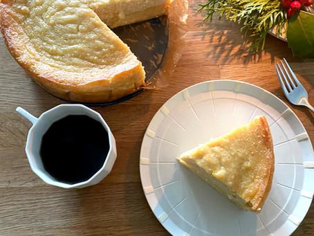 Seidentofu Käsekuchen – 연두부치즈케익