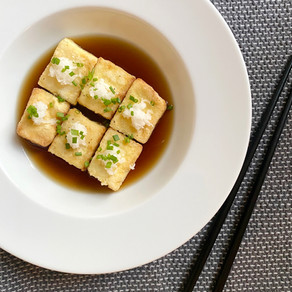 Agedashi Tofu – 아게다시도후