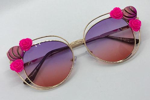 Sunnies-concha pink