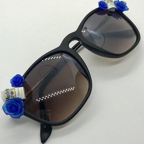 Sunnies- modelo black blue