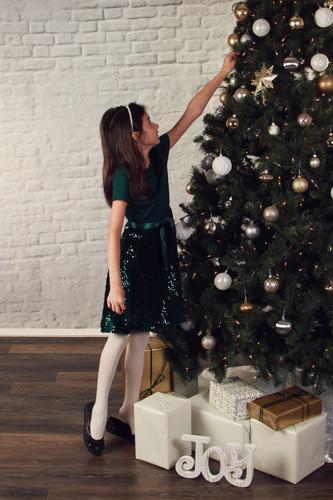 White Brick Christmas