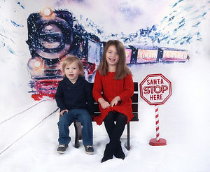 Christmas pictures by memphis photographer