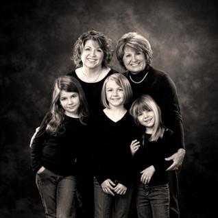 Generational Women Portrait