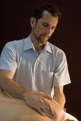 massage therapy ashland oregon Benjamin Grunde 541.821.6550