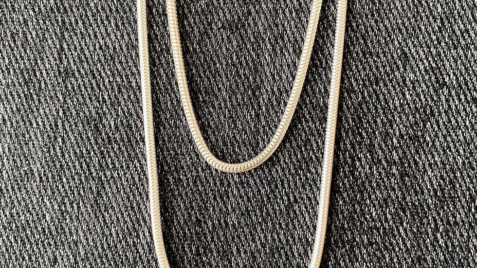 "18"" Snake chain"