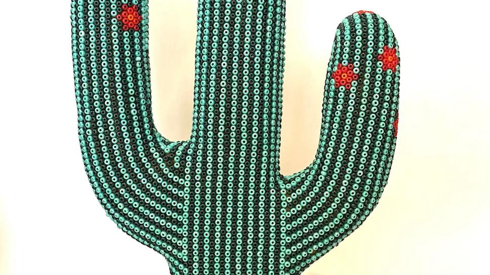 Huichol Cactus