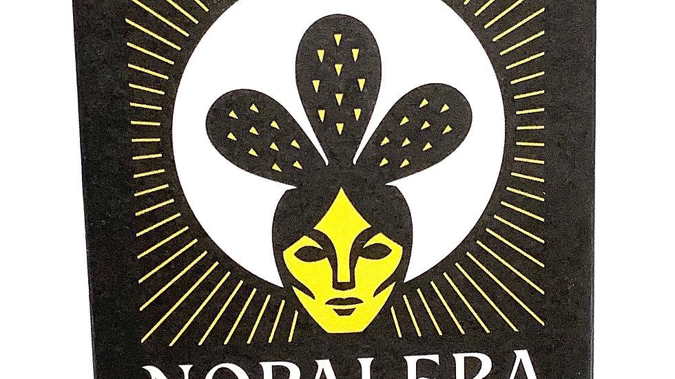 Nopalera cactus soap: noche clara, charcoal